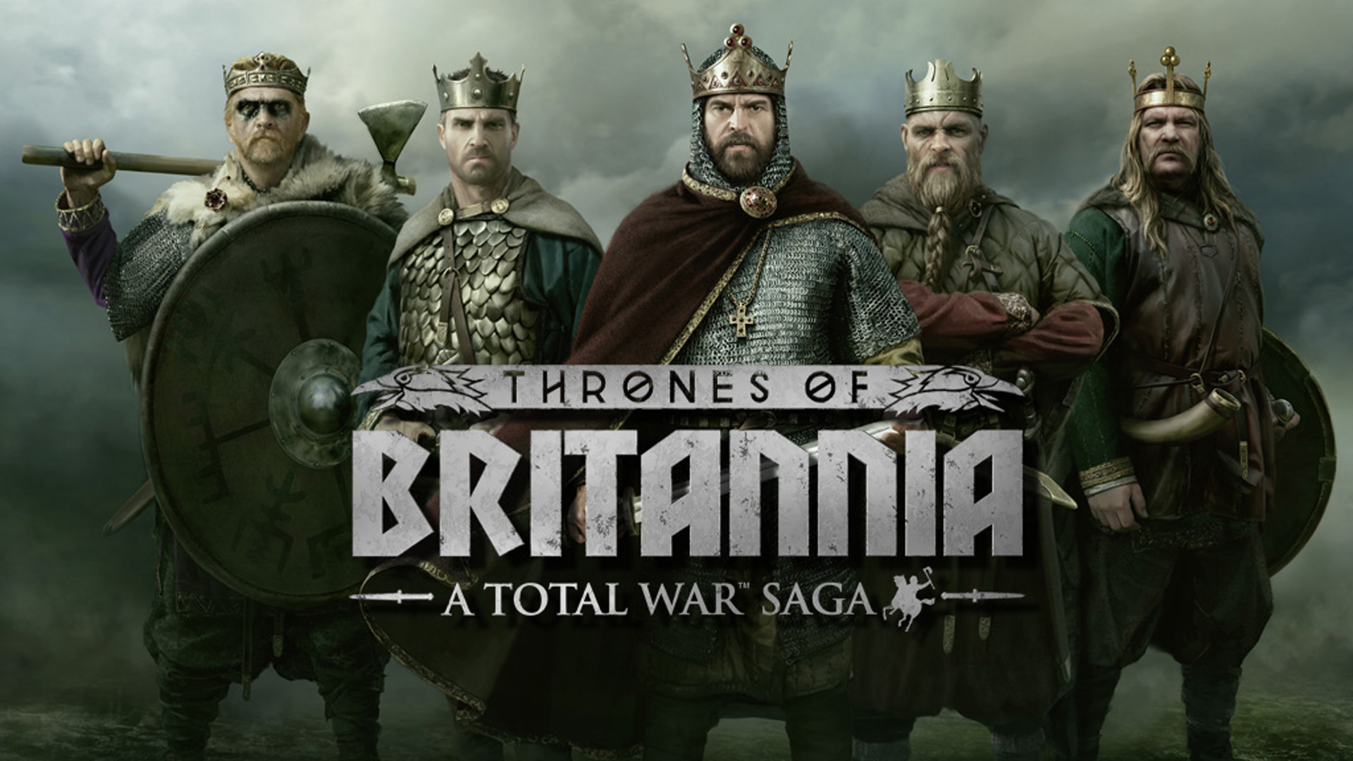 Total War Saga: Brtannia