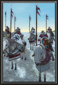 Proniarioi Elite Cavalry