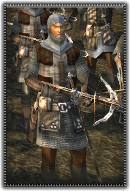 Italian Mercenary Crossbowmen 意大利弩兵
