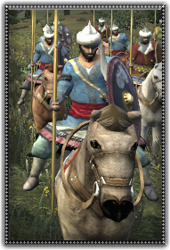 Arabian Noble Lancers