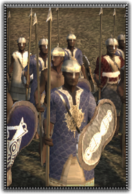 Nubian Spearmen 努比亞矛兵