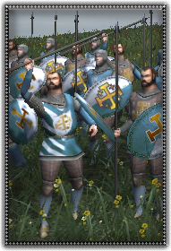 Latin spearmen
