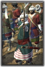 Arabian Infantry