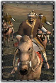 Kypchak Tribal Cavalry