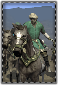 Turko-Persian Horsemen