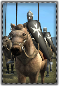 Hospitaller Brother-Knight
