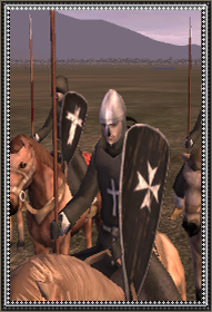 Hospitaller Mounted Brother-Sergeant