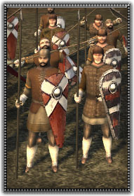 Christian Militia Spearmen