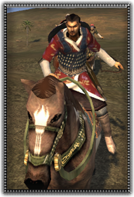 Seljuk Regular Bow Horse Archers