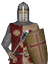 Dismounted Knights of Outremer