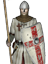 Templar Brother-Sergeant Spearmen