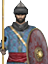 Dismounted Noble Lancers