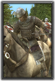 Byzantine Cavalry Mercenaries 僱傭拜占庭騎兵