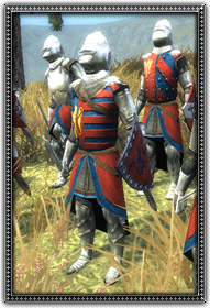 Chivalric Foot Knights