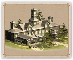 King's Stables 國王馬廄