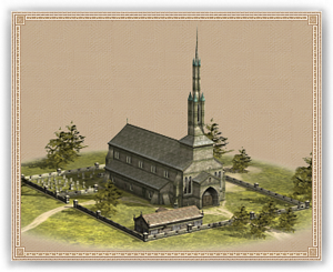 Small Church 誦經院