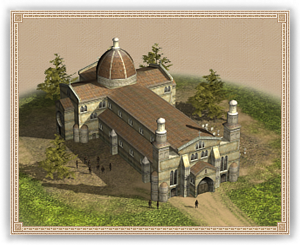 Orthodox Abbey