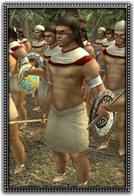 Aztec Spear Throwers