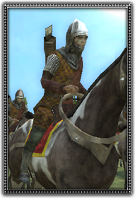 Mounted Longbowmen 長弓騎兵