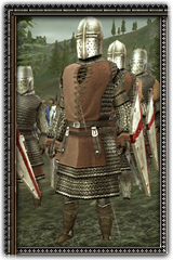 Crusader Foot Knights