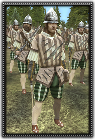 Mercenary Arquebusiers