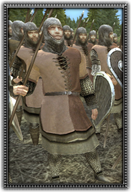 Mercenary Spearmen