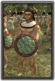 Aztec Spearmen