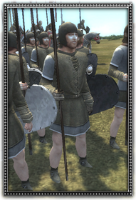 Levy Spearmen