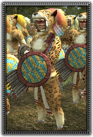 Jaguar Warriors 猛虎戰士