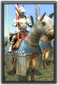 French Chivalric Knights 法蘭西俠義騎士