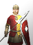 English Levy Spearmen 英格蘭徵召矛兵