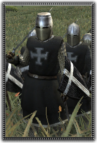 Dismounted Knights Hospitaller