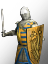 Dismounted Chivalric Knights