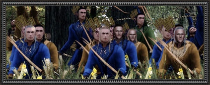 Light Elven Archers