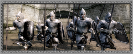 Gondor Spearmen