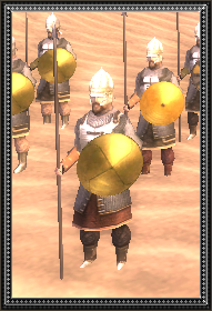 Persian Heavy Spearmen 波斯重裝矛兵