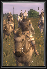 Muslim Light Cavalry 穆斯林輕騎兵