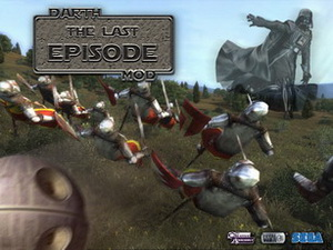 DarthMod 1.4 D: The Last Episode 黑武士達斯 1.4D