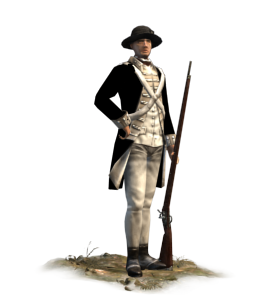 French East India Co. Infantry